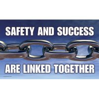 Motivational Banners - Safety And Success