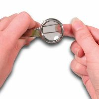 Needi Tweezers with Magnifying Glass - Needi Safety 01-074