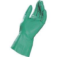 Mapa® StanSolv® AF-18 Green Nitrile Gloves