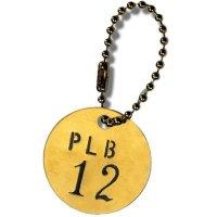 Ball Chain Brass Beaded Chain