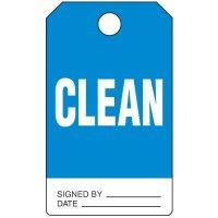 Clean Duro-Tag