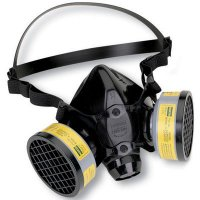 North 7700 Silicone Half Mask Respirator