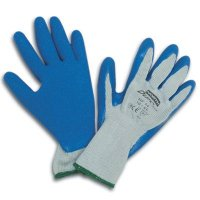 North® NorthFlex Duro Task™ Natural Rubber-Coated Poly/Cotton Gloves Honeywell NF14/9S
