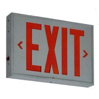 NYC Approved LED Exit Sign