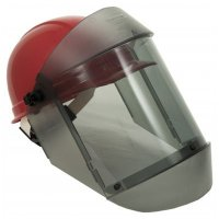 Oberon® TCG Series Arcshield PPE2+ Red Ratchet Hard Cap
