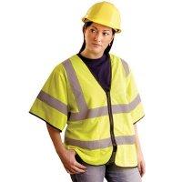 OccuNomix OccuLux® Class 3 Value Zipper-Front Vests