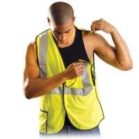 OccuNomix Premium Mesh Break-Away Vest