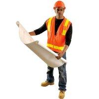 OccuNomix Premium Solid Mesh Gloss Vest Occunomix LUXSSLSDZ-OL