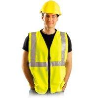 OccuNomix Premium Solid Standard Vest Occunomix LUX-SSGZ-Y2X