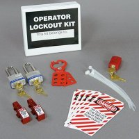 One-Person Operator Lockout Kit