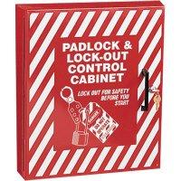 Padlock/Lockout Control Cabinets