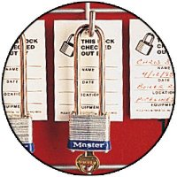 Brady® Padlock Checkout Tags - Replacement