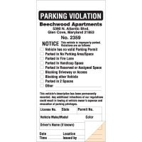Parking Violation Parking Ticket