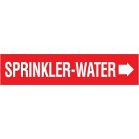 Sprinkler Water Pipe Markers