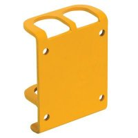 Pipe Safety Railing Wall-Mount Socket