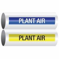 Plant Air - Opti-Code™ Self-Adhesive Pipe Markers