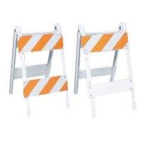 Plastic Folding Barricades
