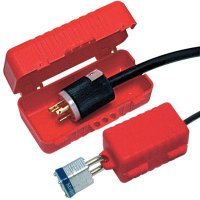 Heavy Duty Plug Lockout