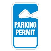 Colored Parking Permits