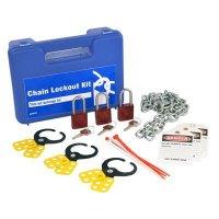 Brady 45587 Chain Lockout Kit