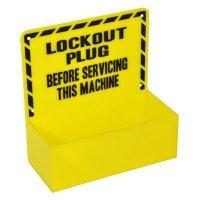 Prinzing® Plug Lockout Station - Board Only