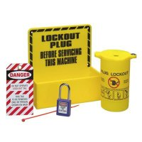 Prinzing® Plug Lockout Station