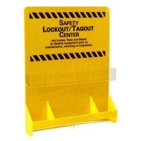 PRINZING®  Yellow Lockout Board - Large