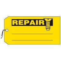 Repair Production Status Tags