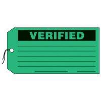Verified Production Status Tags
