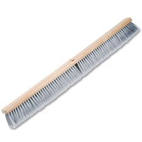 Proline Gray Flagged Polypropylene Floor Brush Heads