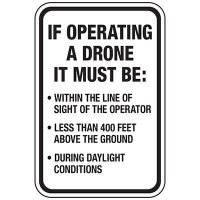 Public Law -  Drone Operating Instructions