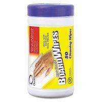 Quartet® Board Wipes™ Dry Erase Board Cleaner Acco Brands QRT52180032