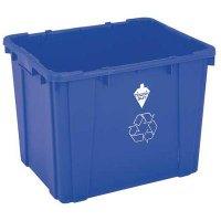 Recycling Bin Rubbermaid® 5714-73-BLU