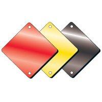 Reflective Diamond Aluminum Safety Panels