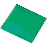 Reflective Pavement Markers - 2-Way Green Reflector