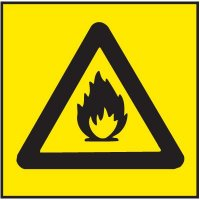 Right-To-Know Labels - Flammable