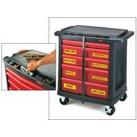 5-Drawer Mobile Utility Cart  7734-88