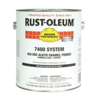 Rust-Oleum® High Performance 7400 System Red Damp Proof Primer