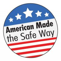 Safety Hard Hat Labels - American Made The Safe Way