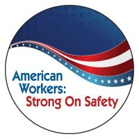 Safety Hard Hat Labels - American Workers Strong On Safety
