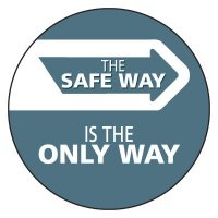 Safety Hard Hat Labels - The Safe Way Is The Only Way