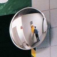 Corner View Safety & Security Mirrors