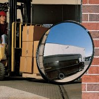 Safety Mirrors - Outdoor Convex - Vision Metarlizers AA2600