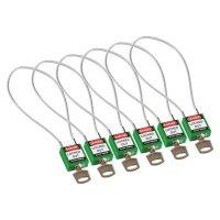 Brady® Compact Cable Padlock