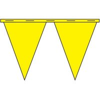 Yellow Safety Pennants