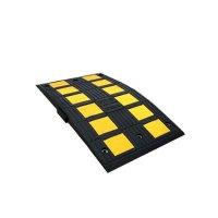 Safety Rider Rubber Mini Speed Hump