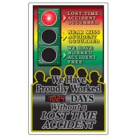 Safety Signal Scoreboard