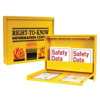 SDS Right-To-Know Metal Cabinet Kit