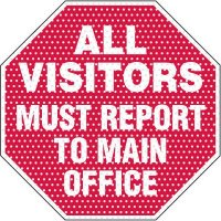 See-Thru Main Office Security Labels