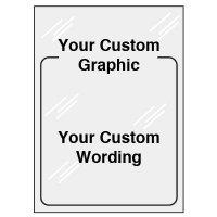 Semi-Custom Clear Labels